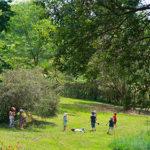 CPIE Seignanx et Adour : accueil jardin