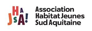 Habitat Jeune Sud Aquitaine :logo