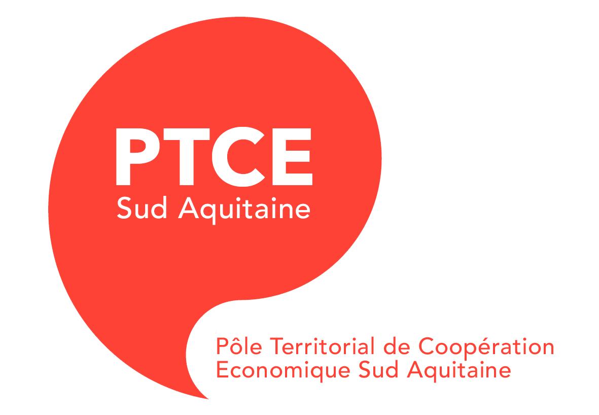 Pôle Territorial de Coopération Économique Sud Aquitaine : logo