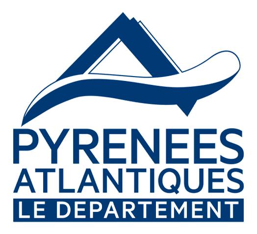 Département des Pyrénées Atlantiques (64) : logo 2015