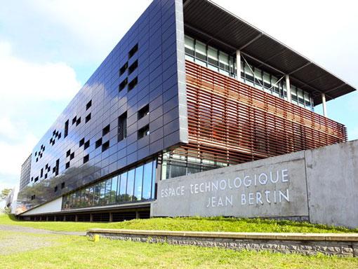 Interstices Sud Aquitaine espace technologique Jean Bertin