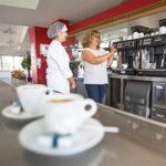 restaurant Éole : café