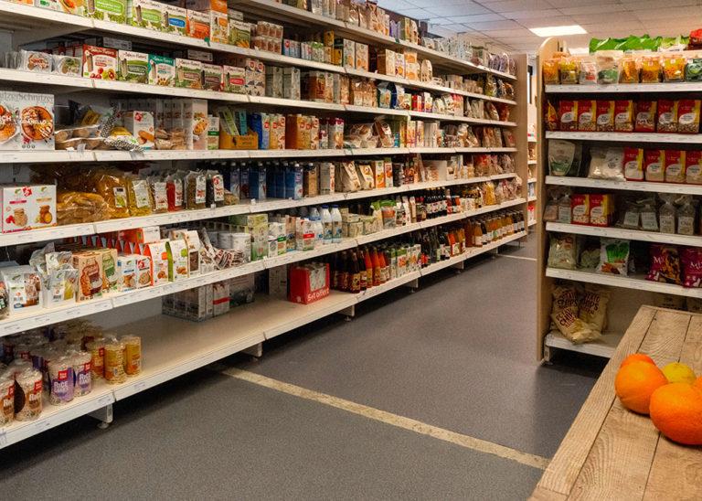 Otsokop : rayons du magasin