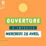 Ouverture du restaurant Metroloco à Tarnos