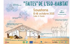 Read more about the article Prochaine édition de la «Faites» de l'éco-habitat à Soustons !