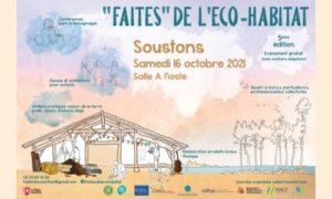 Read more about the article Programme de la «Faites» de l'éco-habitat à Soustons !