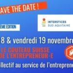 Prochaine édition du Couteau Suisse de l'entrepreneur.e